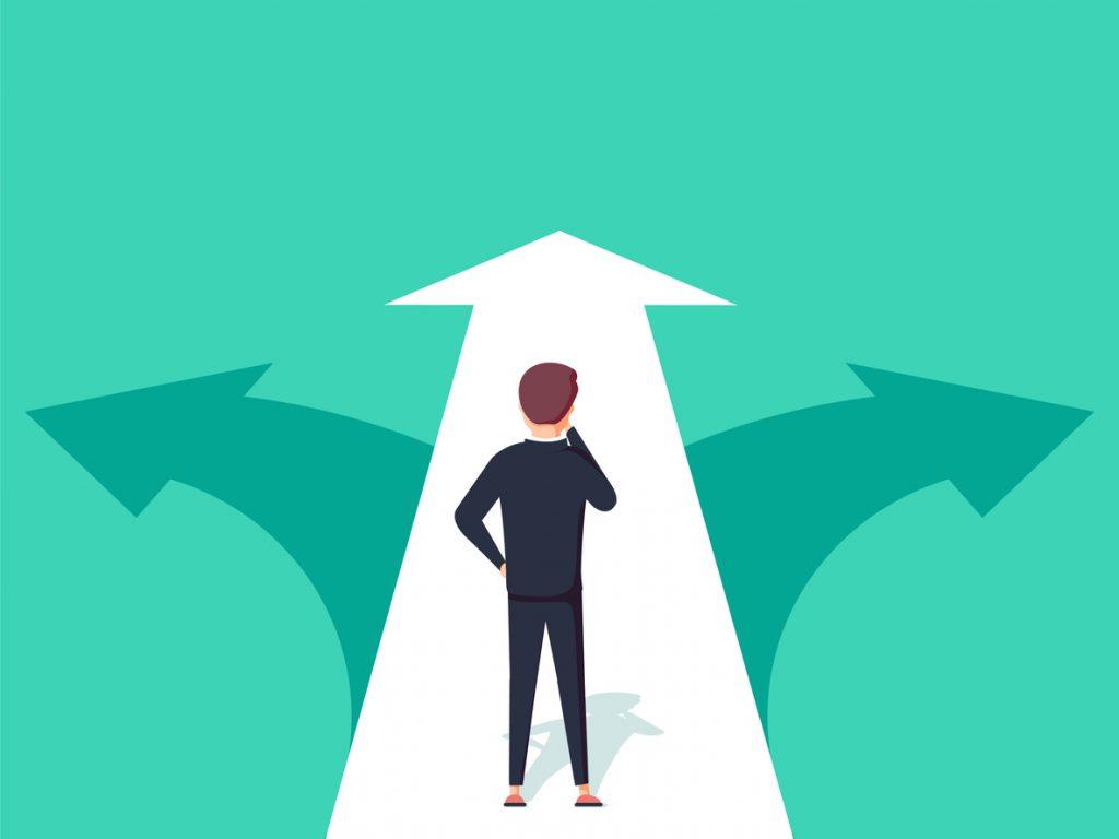 como escolher o caminho profissional